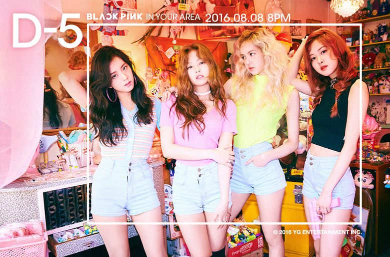 YG's BLACKPINK Makes Headlines with Debut Showcase