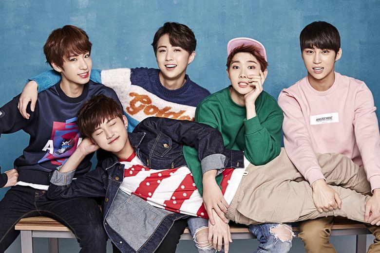 "A-JAX Members Make Cameo Appearances on SeungYub's ""Hello Busking"""