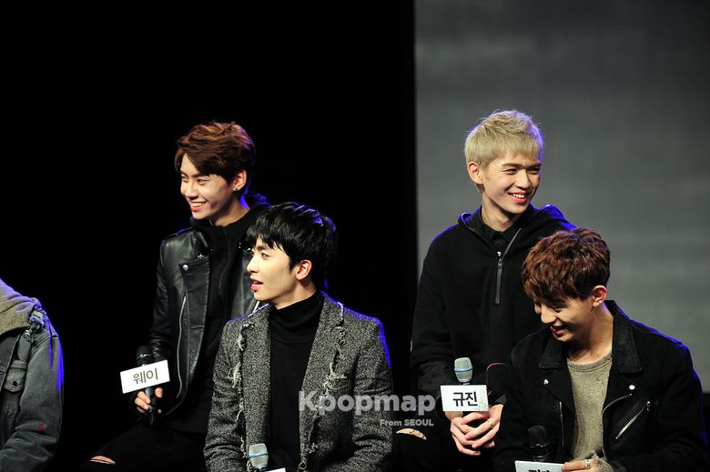 """11 Things Only Found at UP10TION's """"BURST"""" Showcase"""