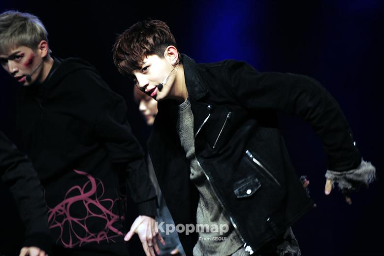 "Showcase )) UP10TION ""BURST"" Press + Stage Photos"