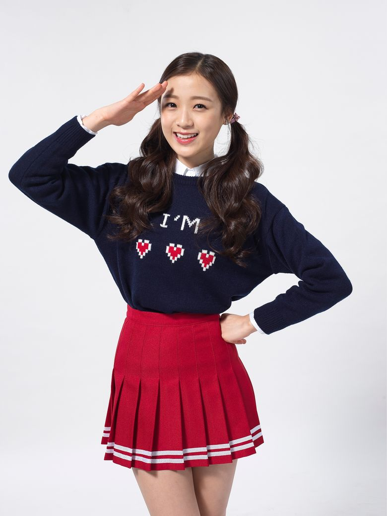 APRIL's JinSol to Capture Children's Hearts with Lotte