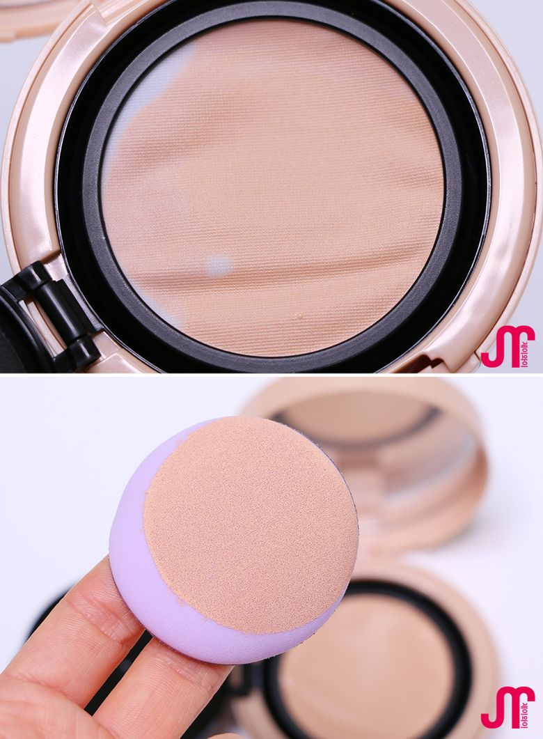 Korean Beauty Tip Tuesday: Moonshot's Perfection Balm Cushion with BLACKPINK