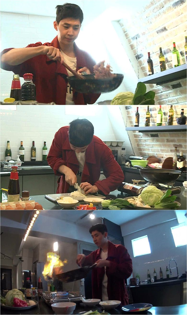 Chart 10 Wednesday: K-Pop Idol Chefs Best at Cooking Delicious Food