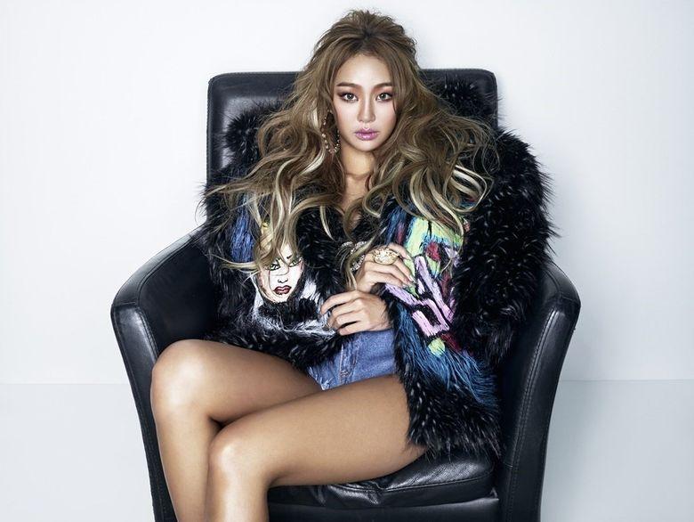 Sistar HyoLyn in SXSW Representing K-Pop
