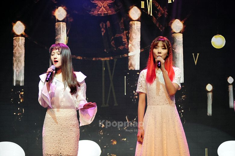 """Exclusive Moments of Dreamcatcher's """"Good Night"""" Comeback Stage"""