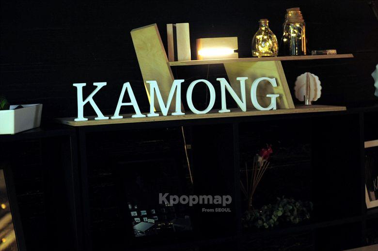 """Made In Korea Thursday: EXO Kai's Cafe in Seoul, """"KAMONG"""""""