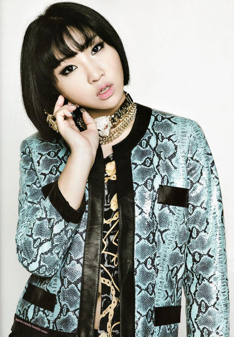 My Idol Monday: Gong Minzy