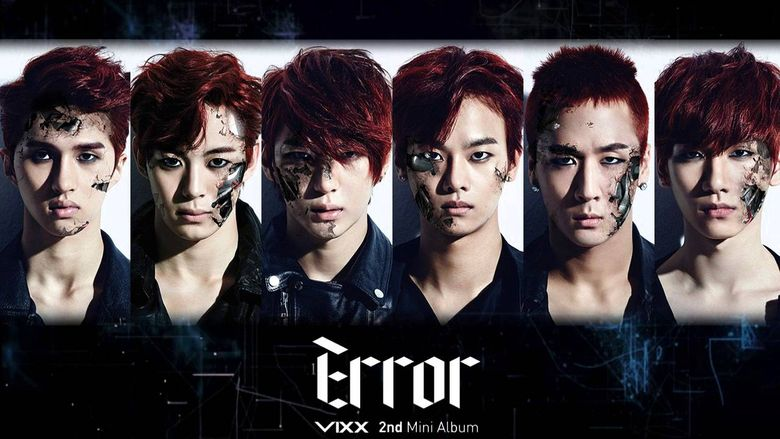 The Historical Time Line of VIXX Arranged By Their Concept