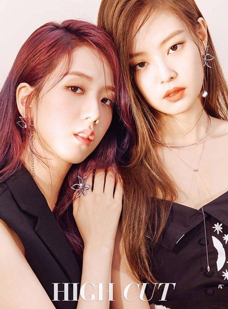 K-Pop Couple Fantasy: BLACKPINK's Jennie & JiSoo