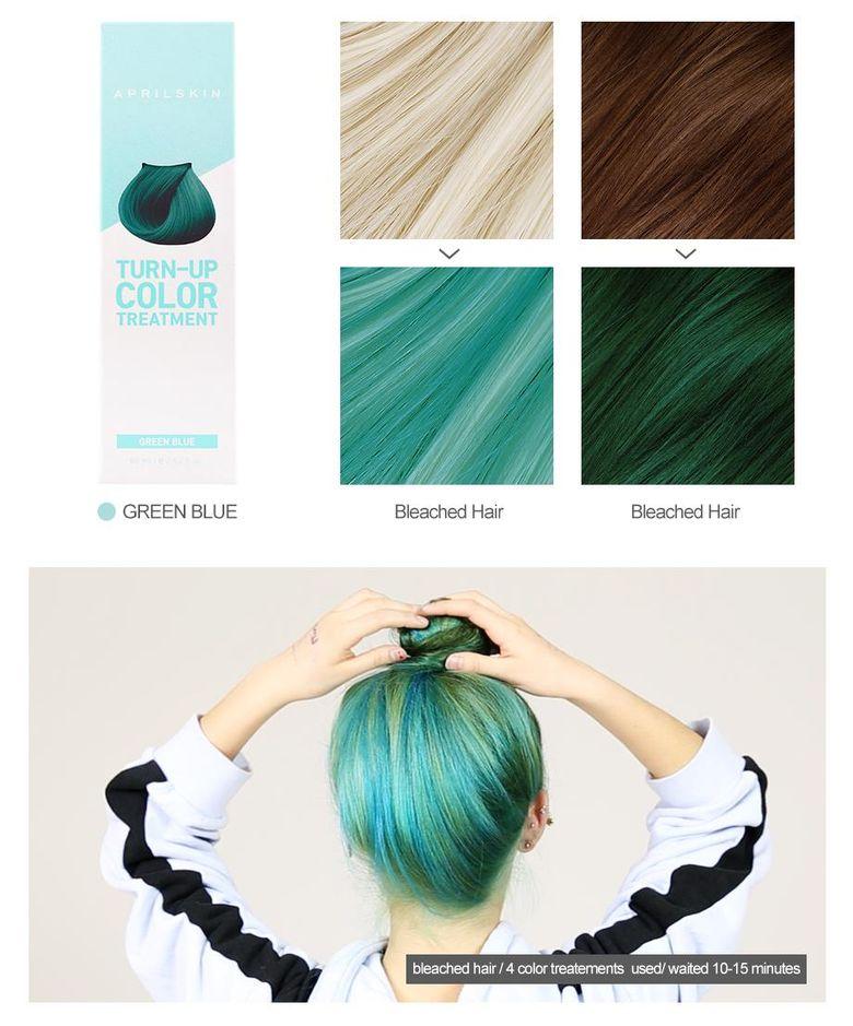Korean Beauty Box: APRILSKIN's Turn-Up Color Treatment