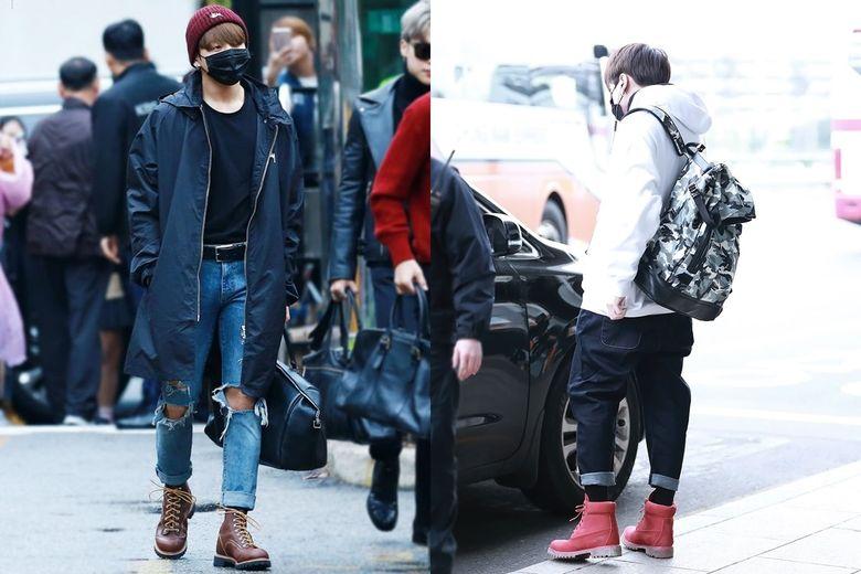 Airport Fashion 101: JungKook of BTS