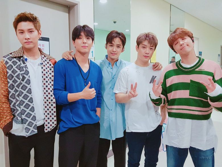 F.T. Island Promises Fans To be the Number One Band in Korea