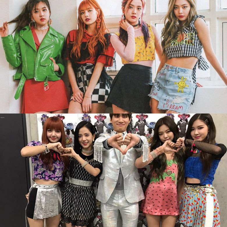 Fashion of BLACKPINK Shown in Japan Confuses Fans of Their Identity