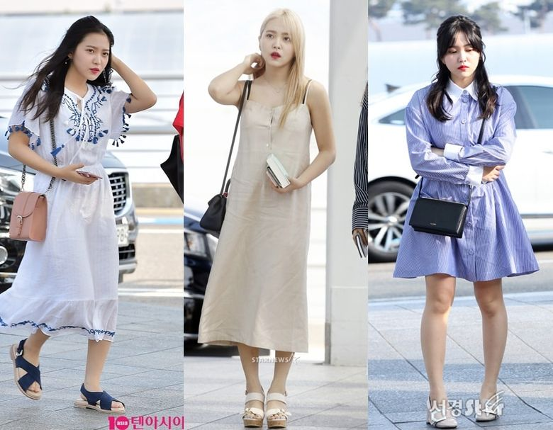 Airport Fashion 101: YeRi of Red Velvet