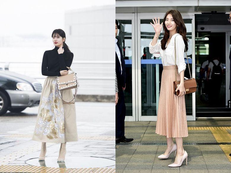 Airport Fashion 101: Suzy