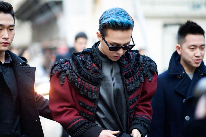 Netizens Currently Accusing G-Dragon of Avoiding Mandatory Military Service