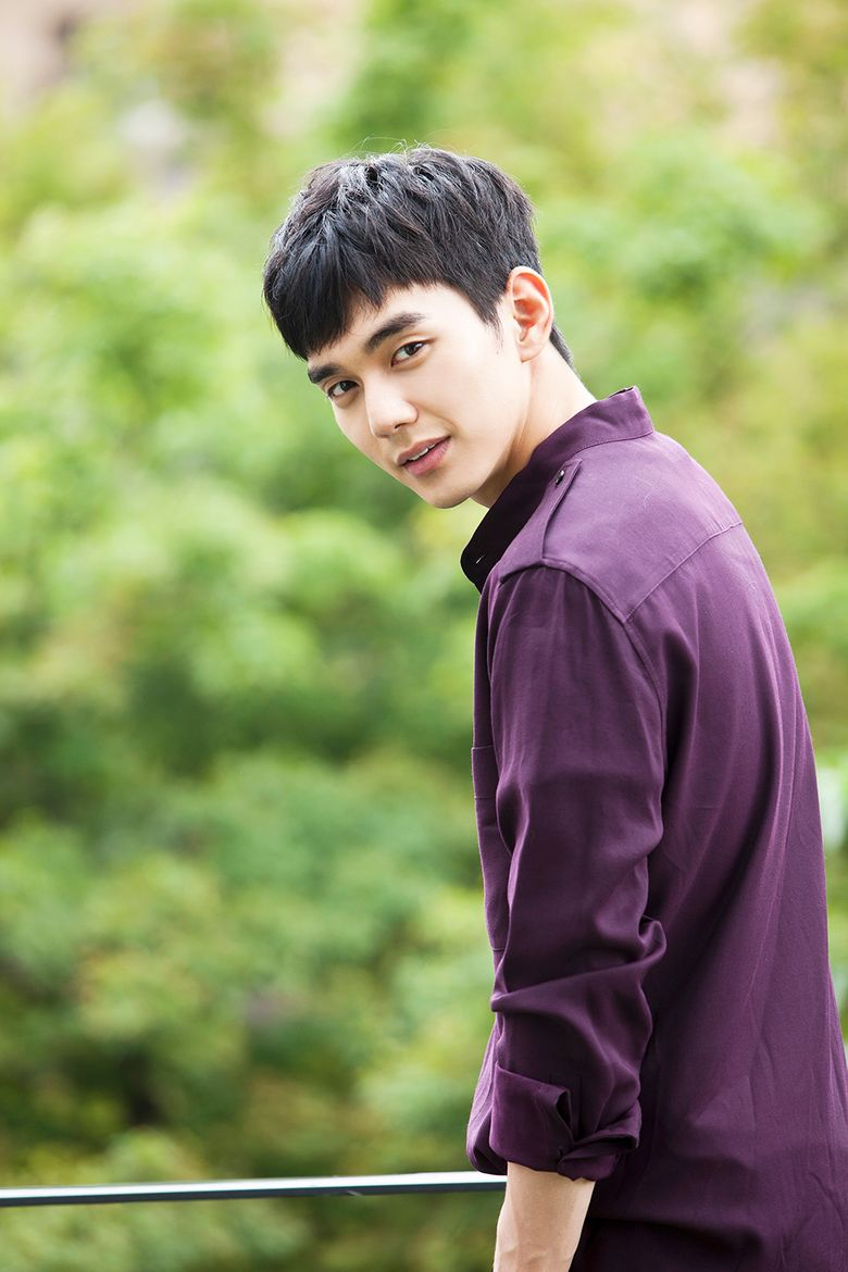 10 Best Hairstyles of Actor Yoo SeungHo