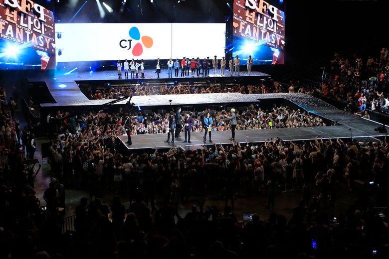 KCON 2018 USA (Los Angeles): Lineup