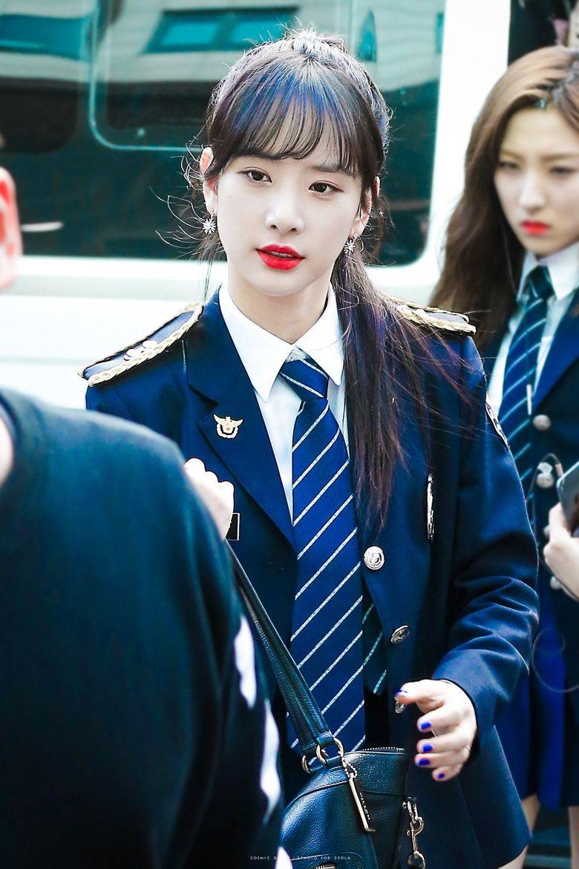16 K-Pop Idols Wearing Officer Uniforms