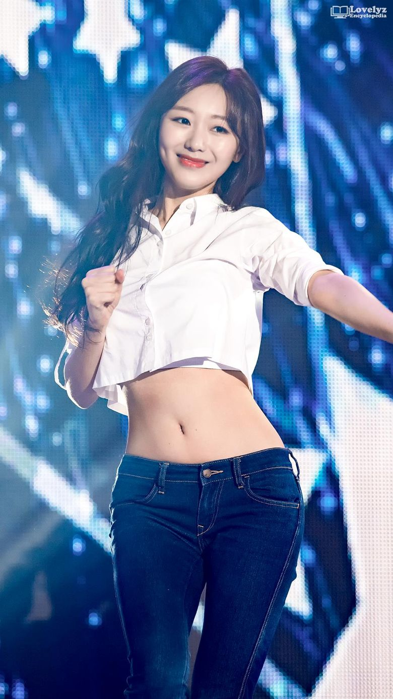 5 Female K-Pop Idols With The Most Delicate & Sexiest Waistlines