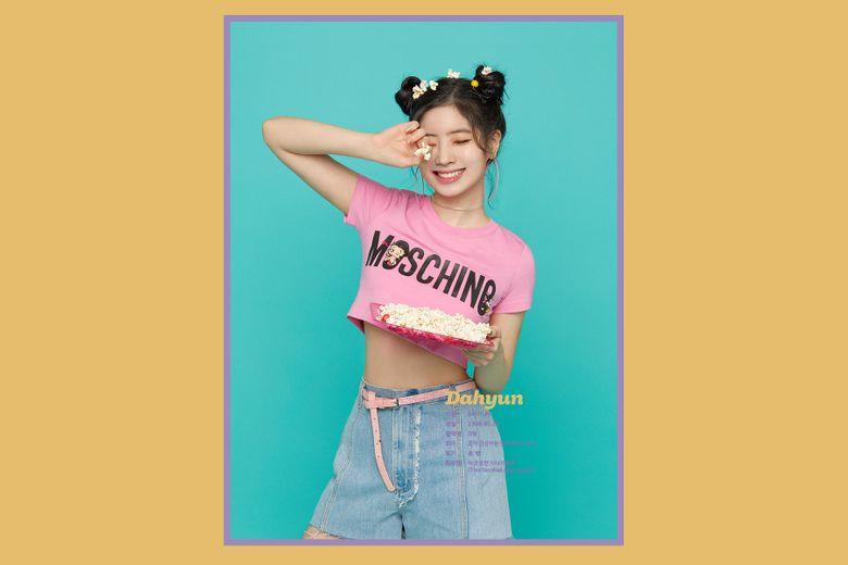 K-Pop Couple Fantasy: MONSTA X's JooHeon & TWICE's DaHyun