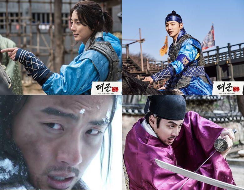 """TV Chosun """"Grand Prince"""" Good Ratings Situation"""