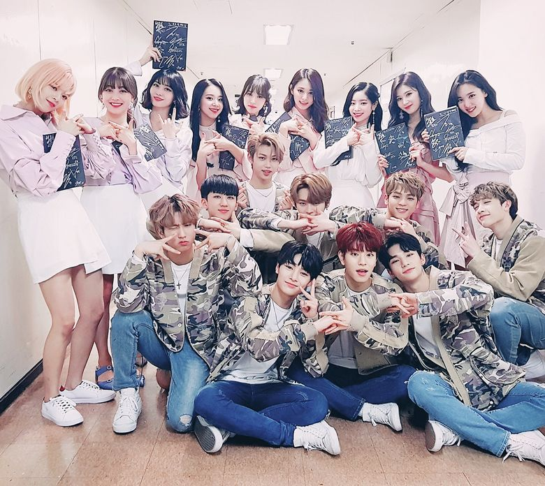 """Stray Kids Congratulates TWICE For Winning First At """"Show Champion"""""""