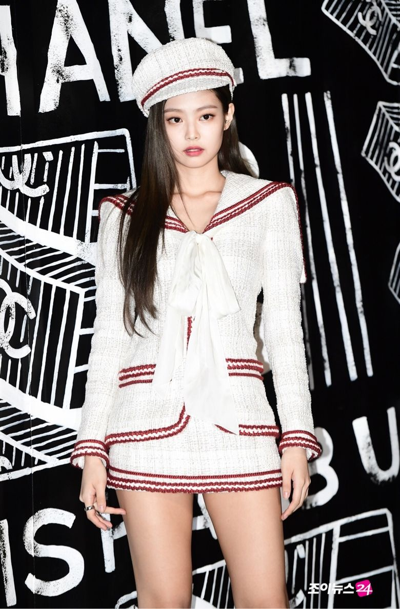 Human Chanel Jennie Of BLACKPINK Shows Up To A Chanel Event