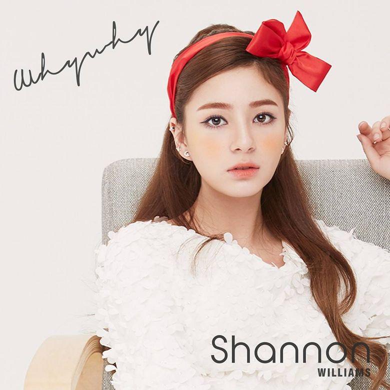 Shannon Williams Profile: MBK Entertainment Artist