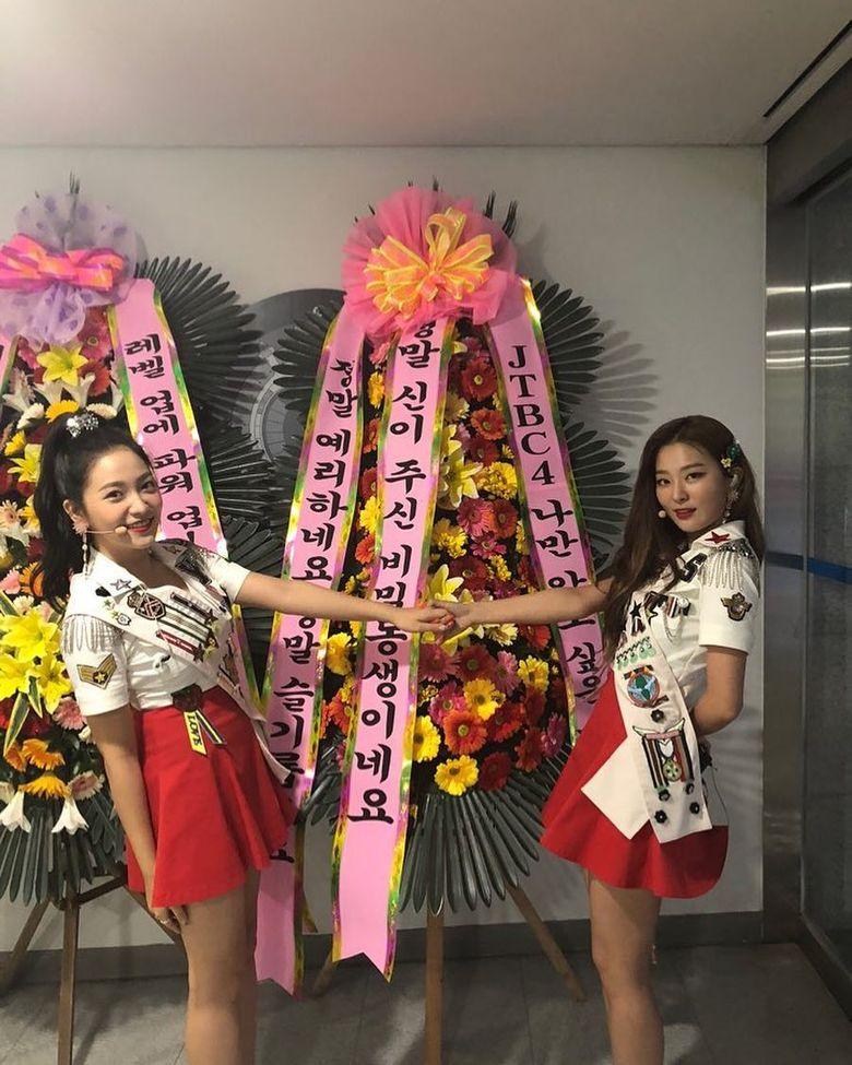 Fans Debate Whether Red Velvet SeulGi Recently Went Tanning