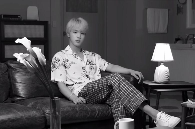 BTS Jin's New Hair Color In Comeback Teaser Amazes Fans