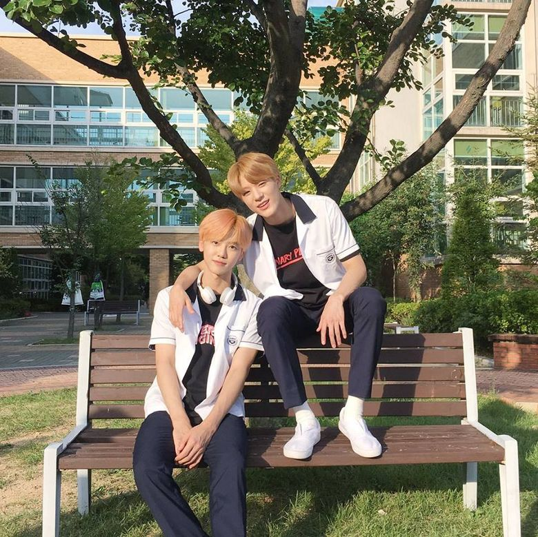 Fans Love The Friendship Between NCT's Jeno And JaeMin