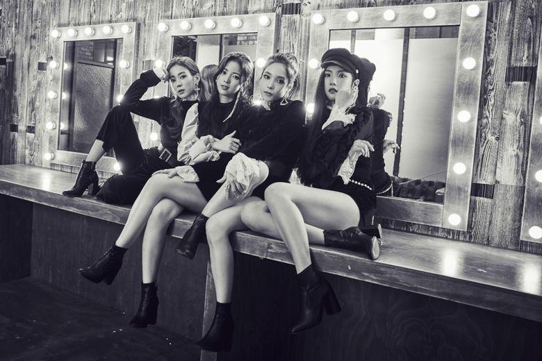 S#aFLA Members Profile: VINE Entertainment's Quartet Idol Girl Group