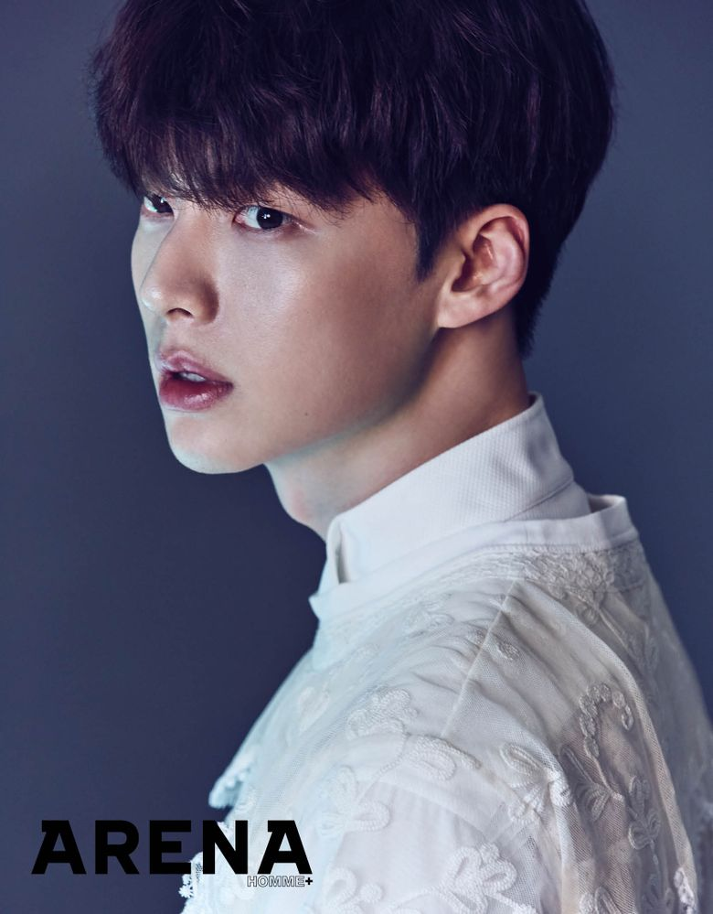 """Model And Actor Ahn JaeHyun Gained 8Kg For JTBC Drama """"The Beauty Inside"""""""