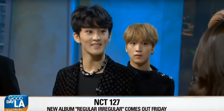 NCT's Mark Victim Of Racist Comments On U.S. Show