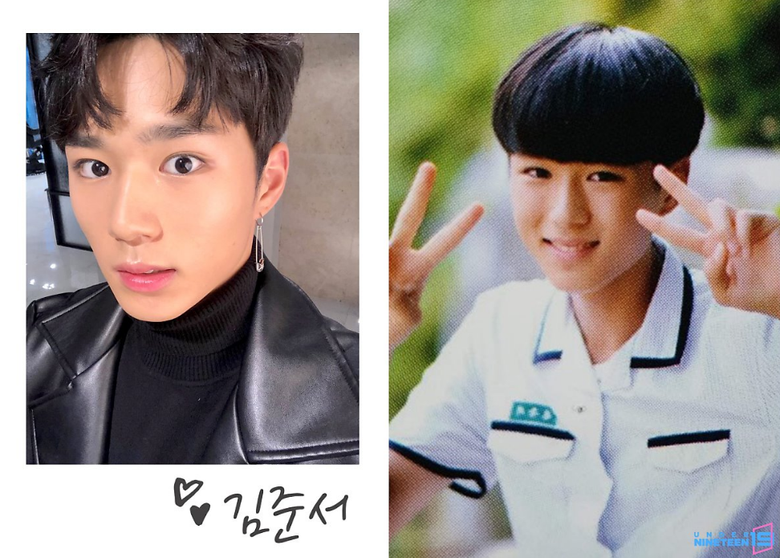 """5 Cute Childhood Pictures Of """"Under Nineteen"""" Contestants Cause Fans To Go Wow"""