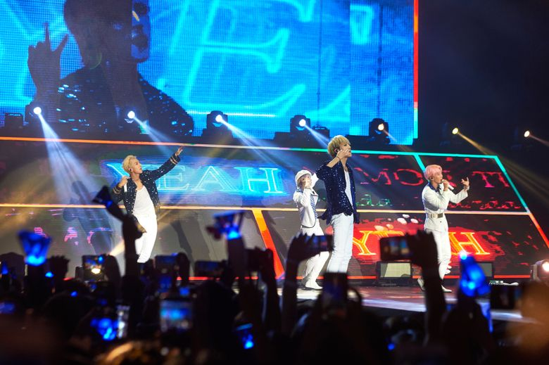 Exclusive Review: WINNER 2018 EVERYWHERE Tour In Singapore