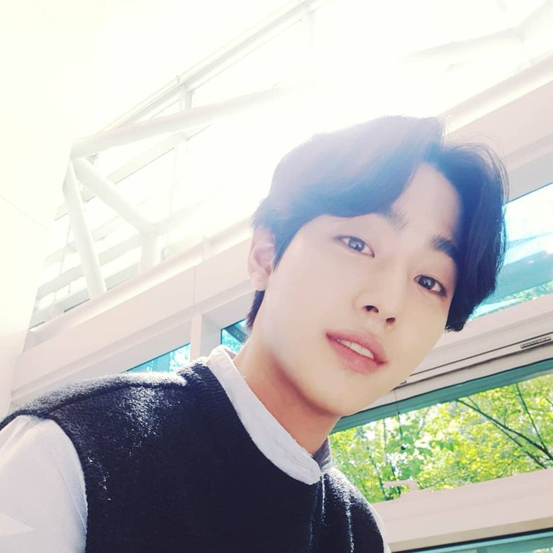 Korean Celebs' Ideal Types Compilation: Ahn HyoSeop
