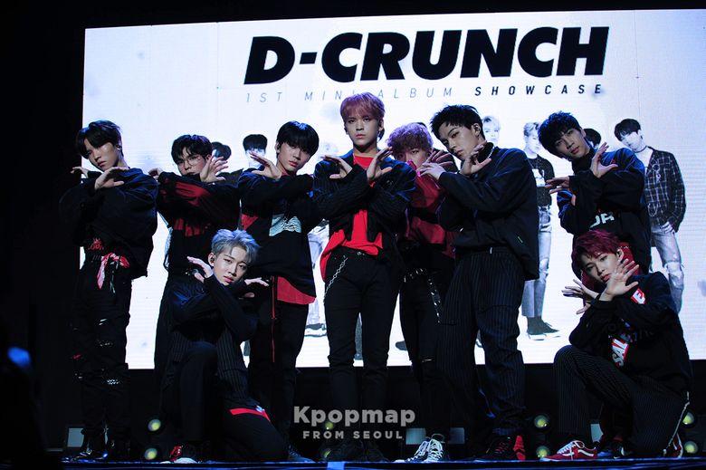D-CRUNCH Announces Their Official Fandom Name