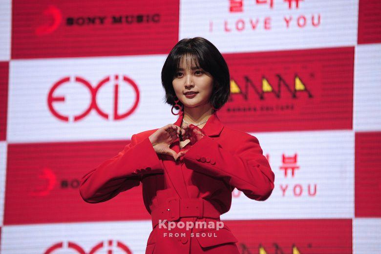 Idols' Ideal Type Compilation: EXID