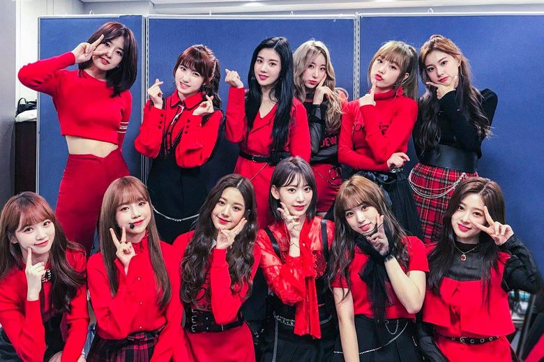 Fans Love The Outfits IZ*ONE's Stylists Dressed Them With
