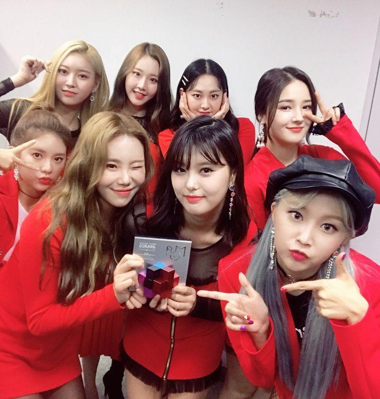 MBC Plus X Genie Music Awards 2018 (MGA): Winners