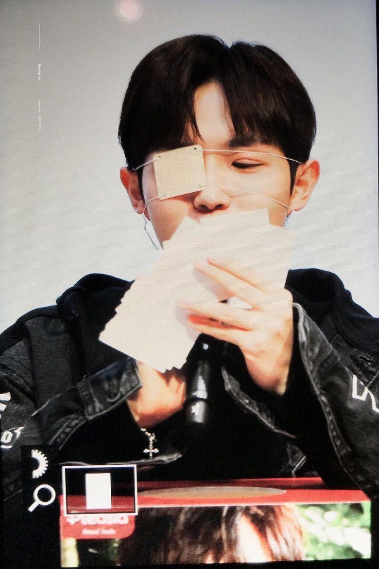 Netizens Debate Between Eyelid Tape And Double Eyelid Surgery For Wanna One's Kim JaeHwan