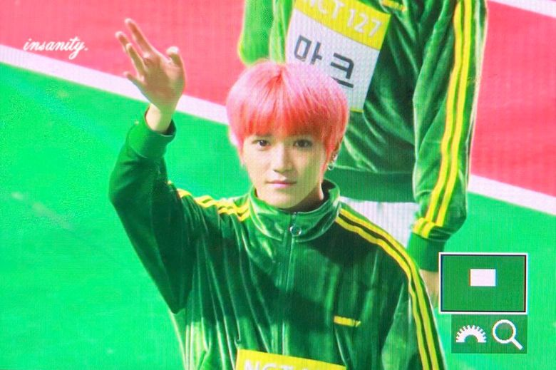 """Fans Notice This Funny Fact About NCT's TaeYong At """"ISAC 2019"""" Seollal"""