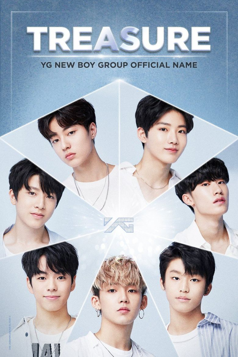 """Name Of YG Entertainment's New Boy Group Is """"Treasure"""""""