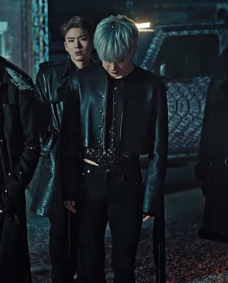 Who Is The K-Pop Male Idol That Wears Perfectly This Lace Body Suit?