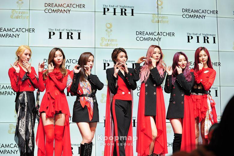 "Exclusive Review: DREAMCATCHER 4th Mini Album ""The End of Nightmare"" Press Showcase"