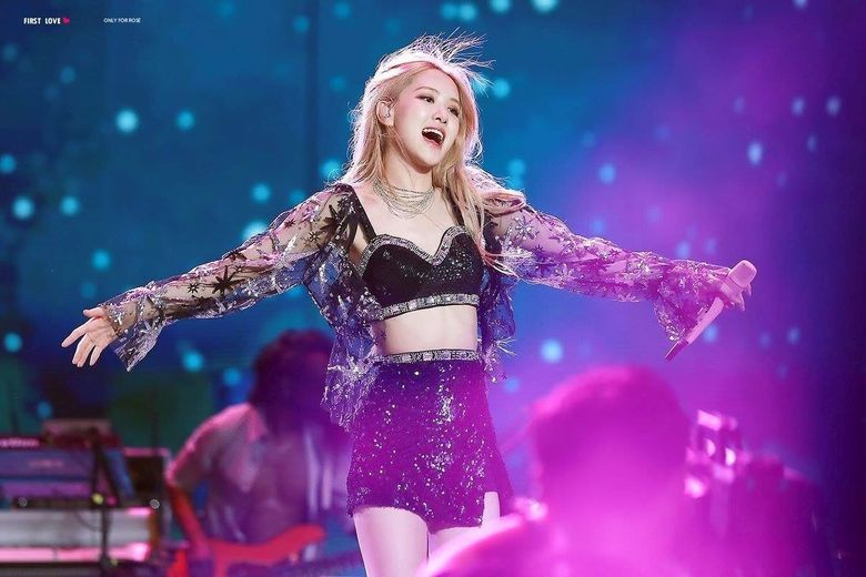 """Fans Could Not Get Over How Flawless BLACKPINK's Rose Looked During """"Coachella 2019"""""""