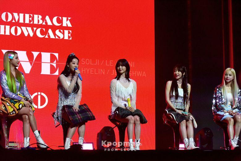 Exclusive Review: EXID Mini Album 'WE' Comeback Showcase