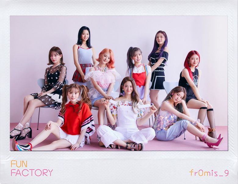 """Are You Ready To Have 'FUN' With Fromis_9 In """"FUN FACTORY""""?"""